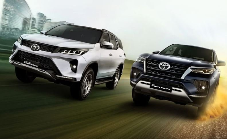 2021 Toyota Fortuner Facelift Launched in India from INR 29.9 Lac 7