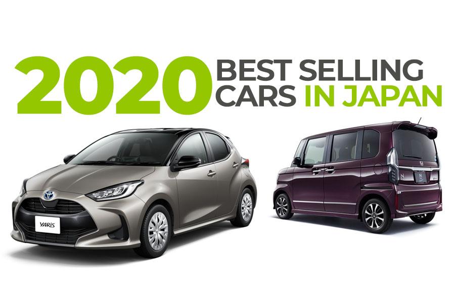 Bestselling Cars of Japan in 2020 7