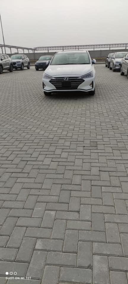 Hyundai-Nishat Inching Closer to Launch Elantra Sedan 1