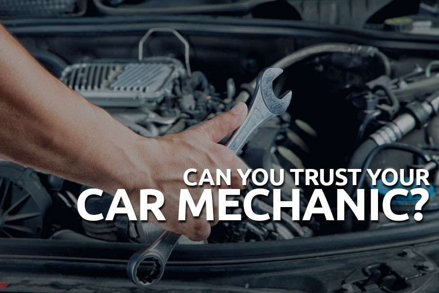 Can You Trust Your Car Mechanic? 7