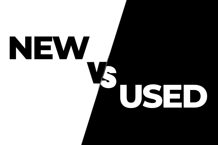 New vs Used in a Specific Budget 1