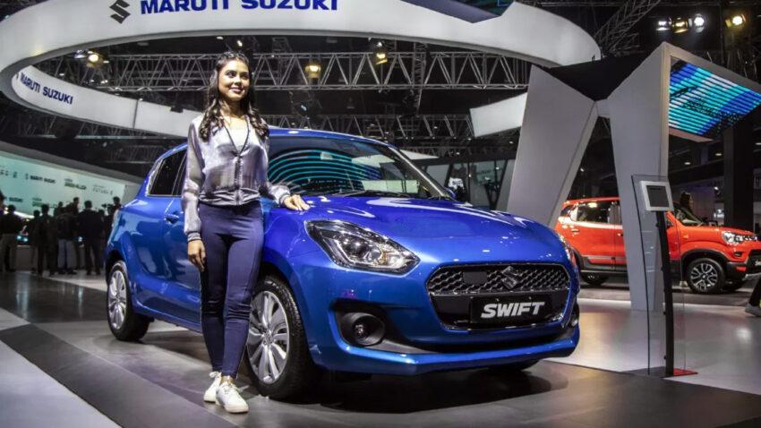 Will Pakistan Get the 4th gen Suzuki Swift? 5