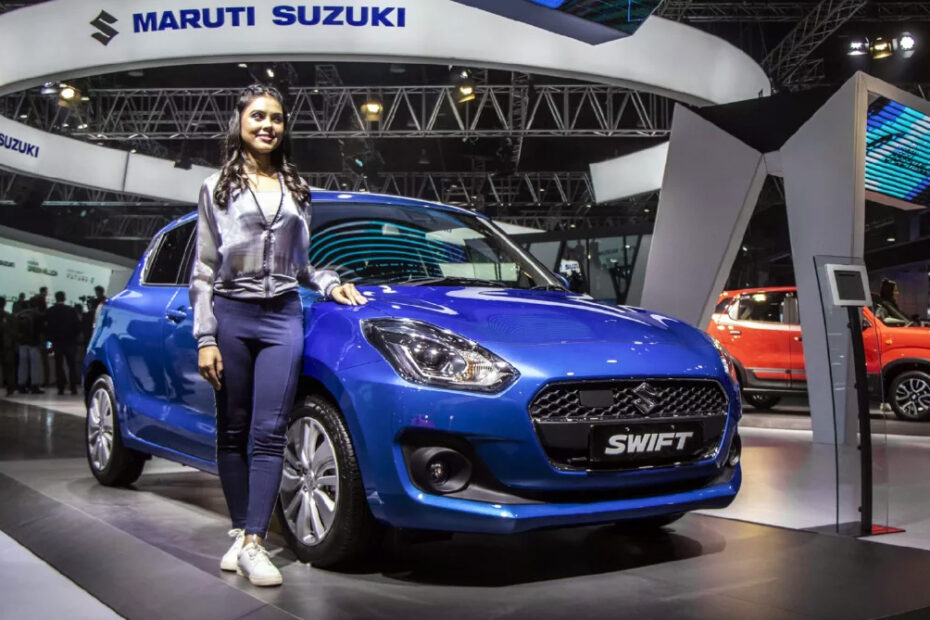Swift Becomes the Bestselling Car in India 1