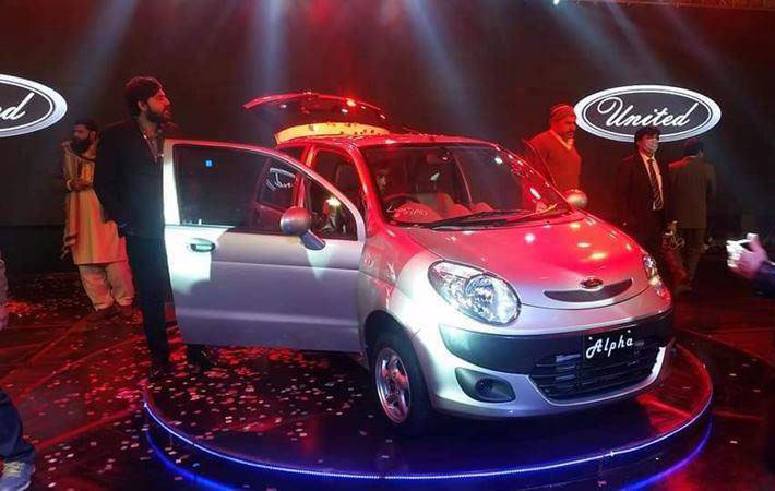 United Alpha- the 1000cc Hatchback Launched 8