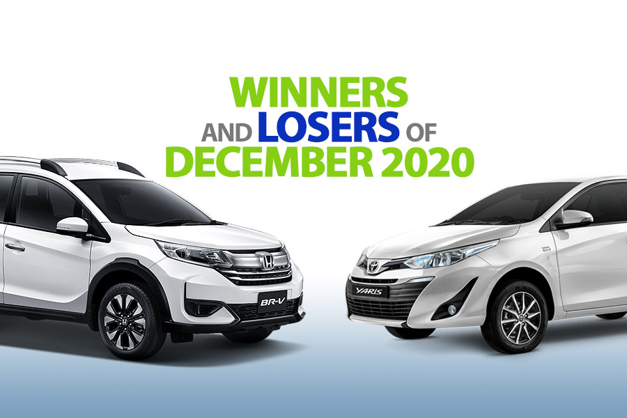 Winners & Losers of December 2020 1