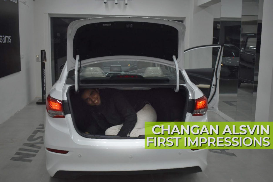 Changan Alsvin First Impressions: Amazing! 9