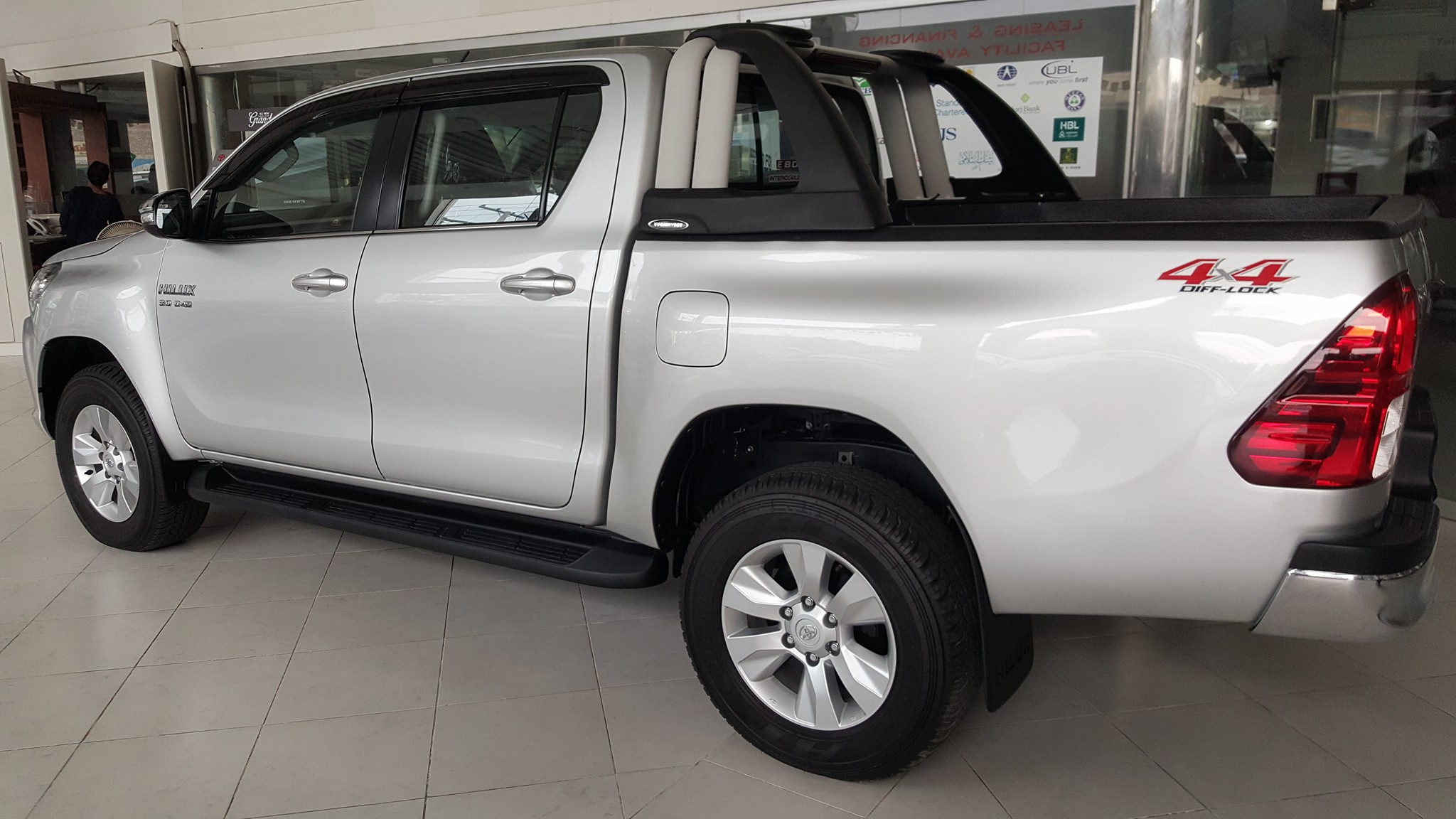 Toyota Hilux Wins Back 96.1% Share of the Market 3