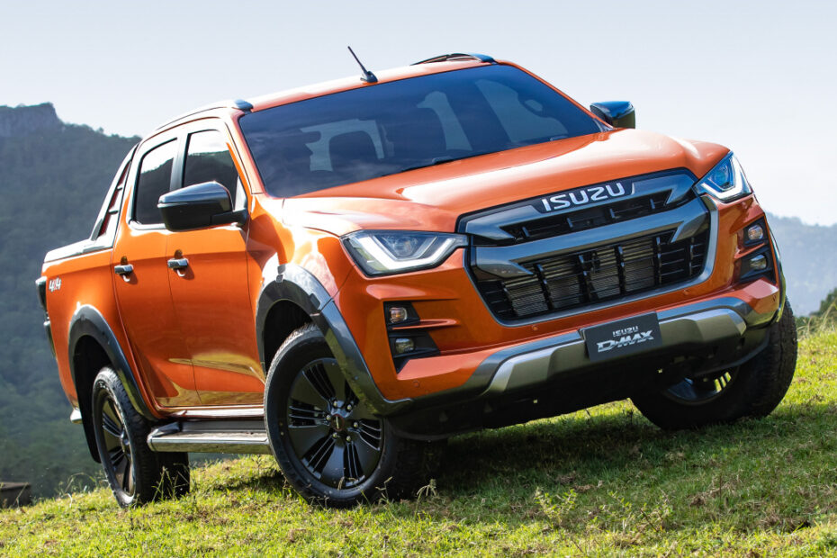 Isuzu D-MAX Outsold Toyota Hilux in Thailand Becoming Highest Selling Pickup Truck of 2020 10