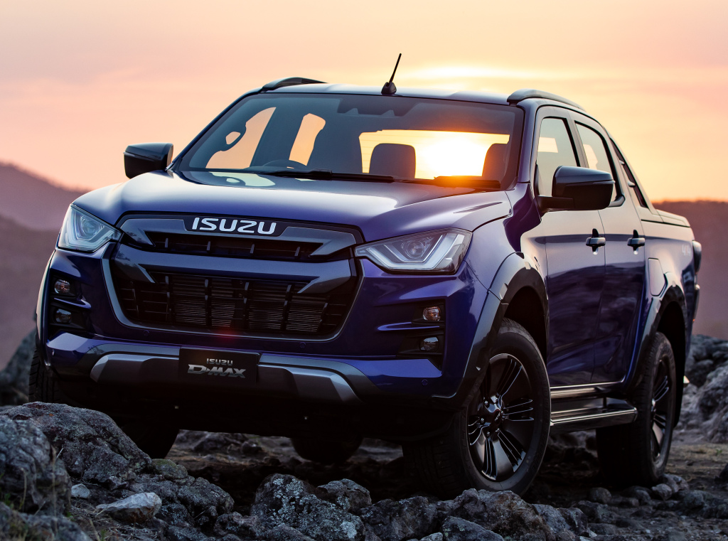 Isuzu D-MAX Outsold Toyota Hilux in Thailand Becoming Highest Selling Pickup Truck of 2020 7