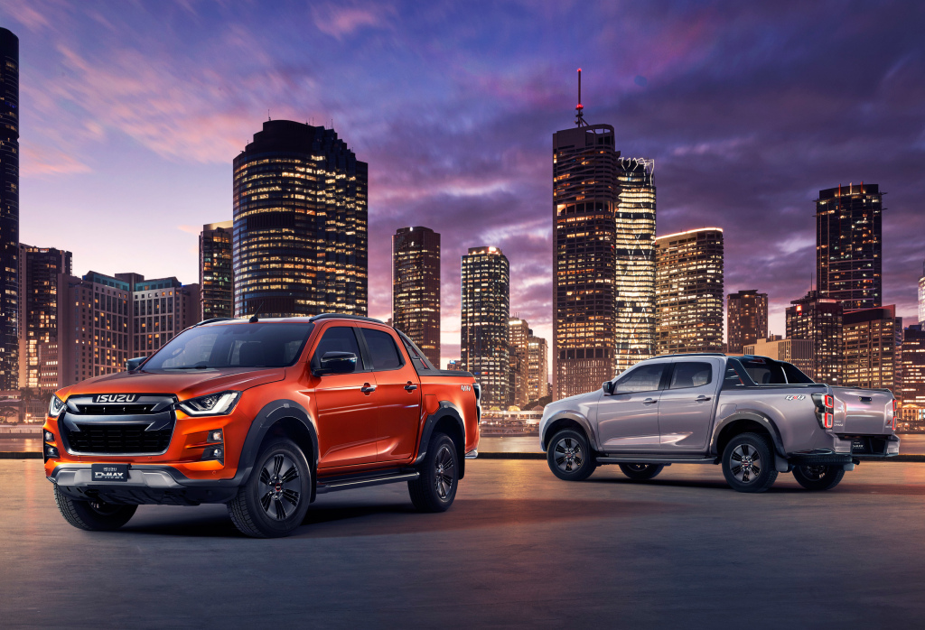 Isuzu D-MAX Outsold Toyota Hilux in Thailand Becoming Highest Selling Pickup Truck of 2020 5
