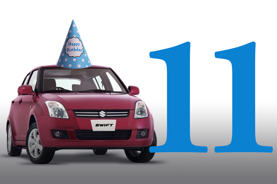 Suzuki Swift Completes 11 Years in Pakistan 6