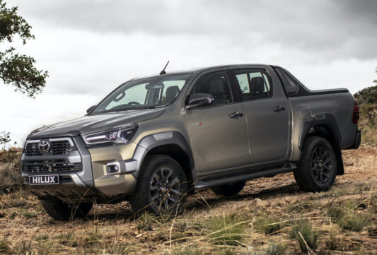 Isuzu D-MAX Outsold Toyota Hilux in Thailand Becoming Highest Selling Pickup Truck of 2020 3