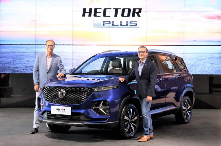 MG Records 15% Sales Growth in India in January 2021 1