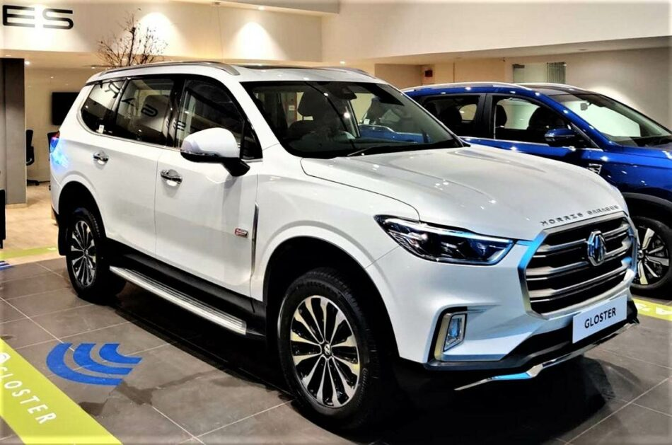 MG Records 15% Sales Growth in India in January 2021 2