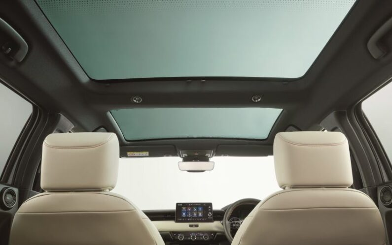 All New Honda HR-V (Vezel) Unveiled 10