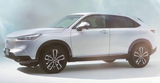 All New Honda HR-V (Vezel) Unveiled 11