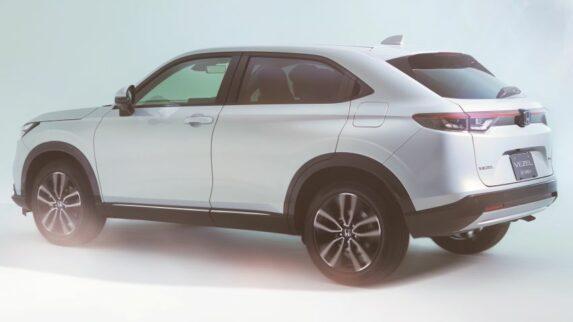 All New Honda HR-V (Vezel) Unveiled 12