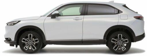 All New Honda HR-V (Vezel) Unveiled 3