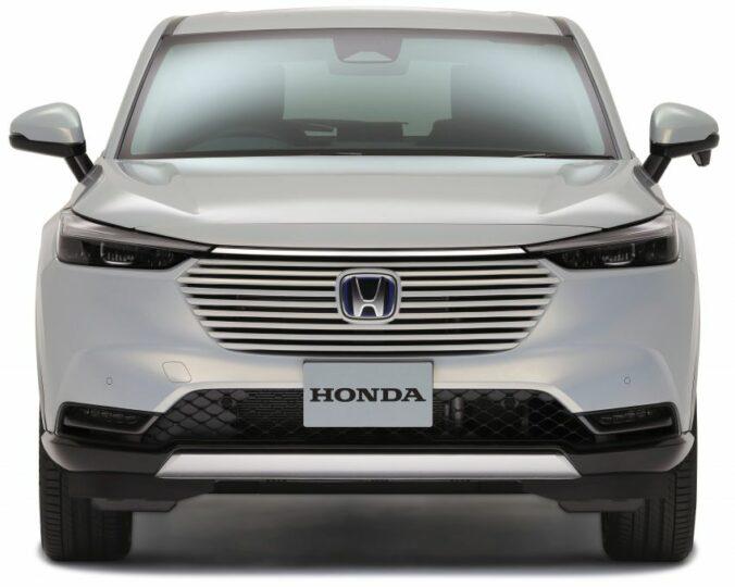 All New Honda HR-V (Vezel) Unveiled 1