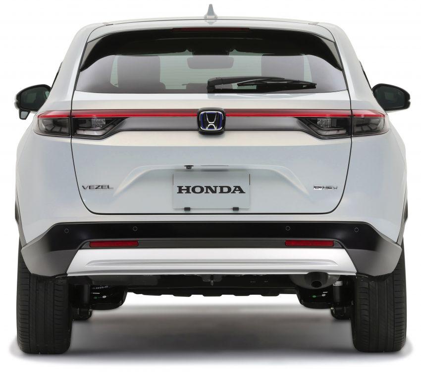 All New Honda HR-V (Vezel) Unveiled 4