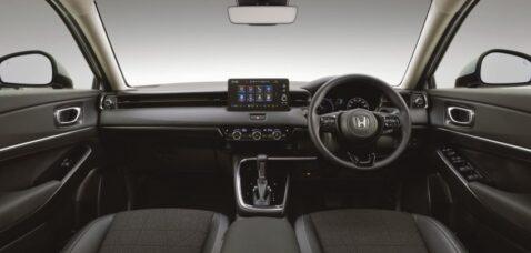 All New Honda HR-V (Vezel) Unveiled 5