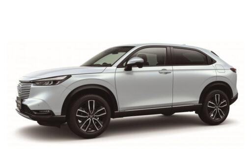 All New Honda HR-V (Vezel) Unveiled 2
