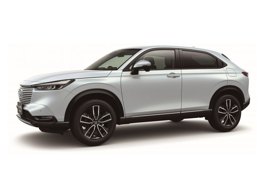 All New Honda HR-V (Vezel) Unveiled 9