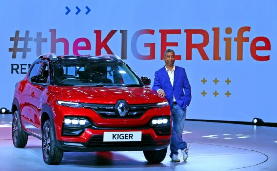 Renault Kiger Launched in India from INR 5.45 Lac 12