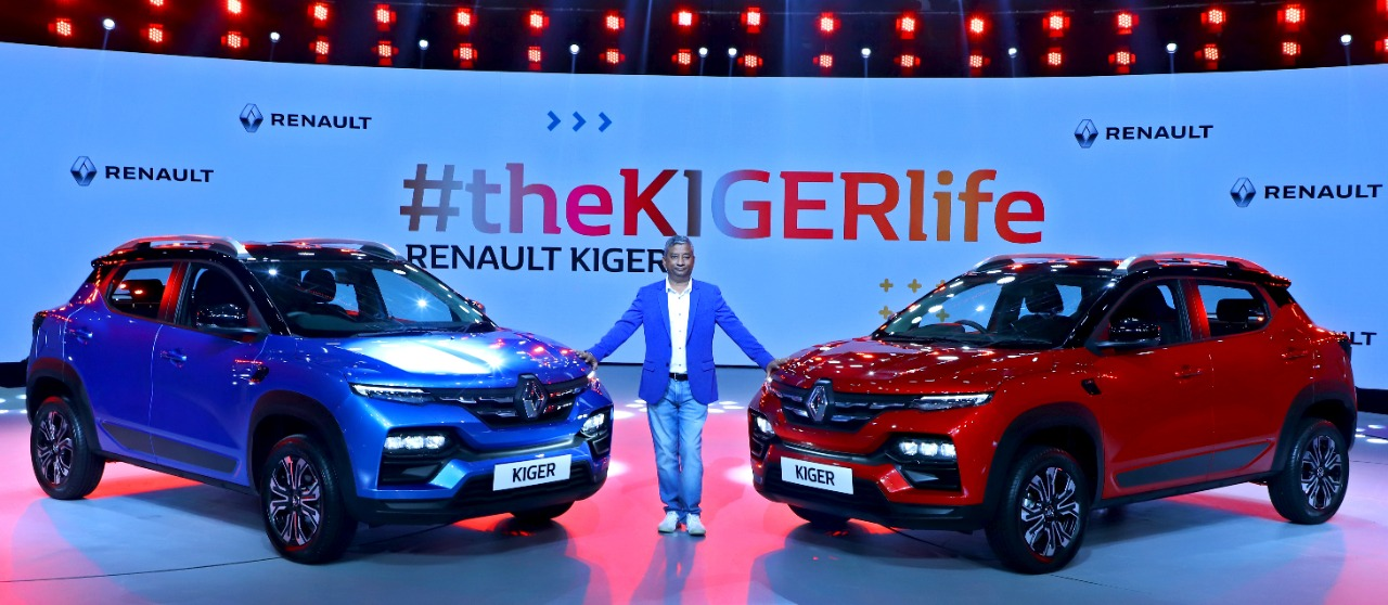 Renault Kiger Launched in India from INR 5.45 Lac 1