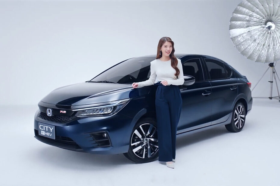 Honda City was the Bestselling Car in Thailand in 2020 1