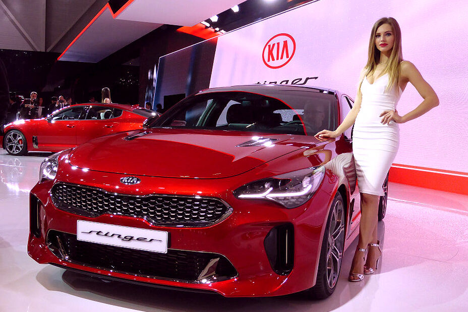 KIA Targets Approx 3 Million Car Sales in 2021 5