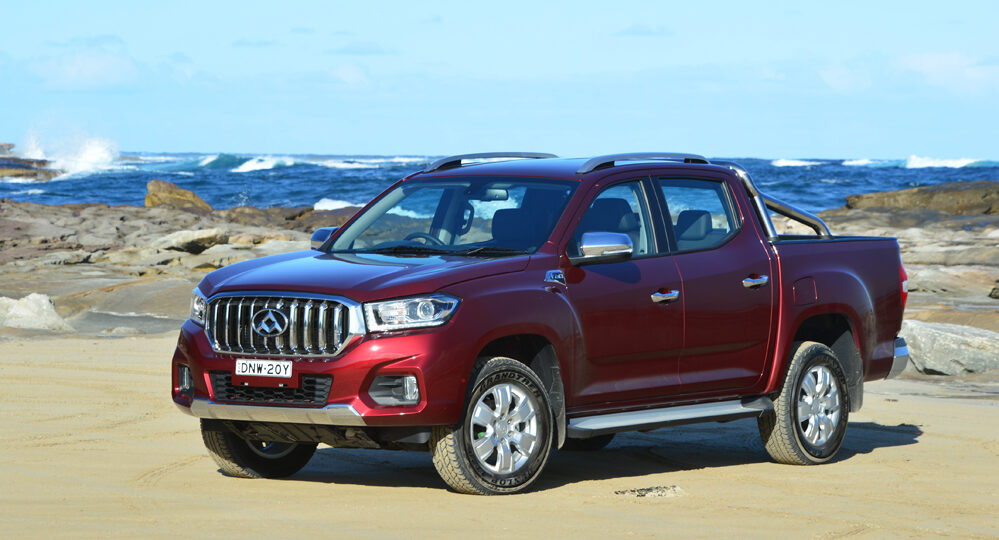 Chinese Cars Set New Sales Record in Australia 1