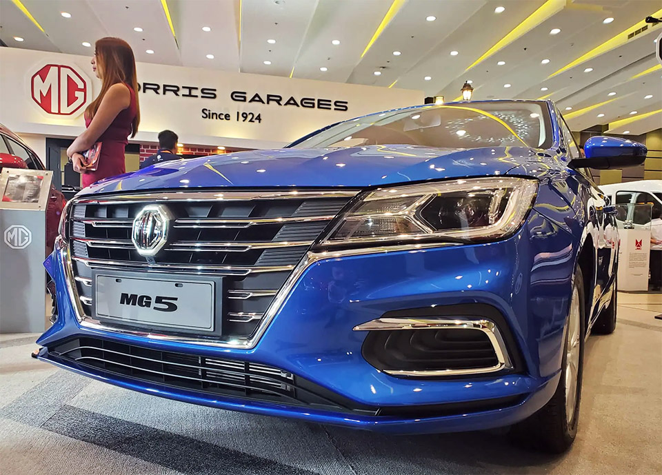 MG5 and MG6- Two More Sedans for Pakistan? 16