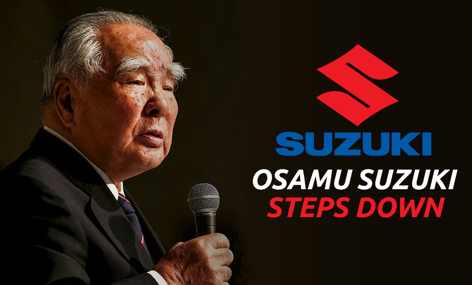 91- Years Old Osamu Suzuki Steps Down as Suzuki Chairman 3