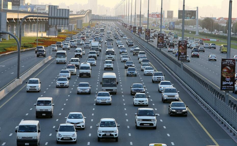 Pakistanis Ranked as Safest Drivers in UAE in 2020 1