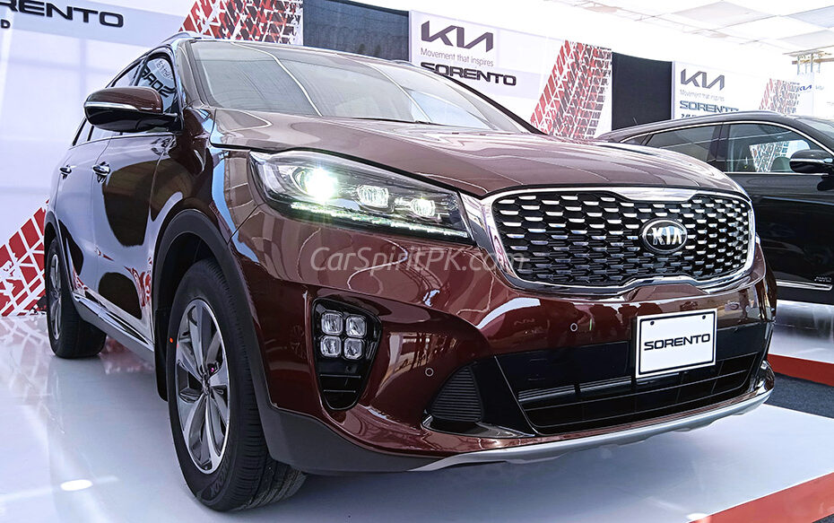 The Sorento Experience at KIA PowerPlay 8