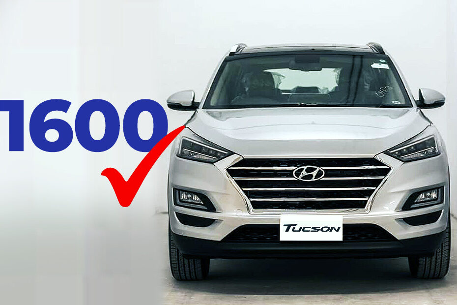Hyundai Tucson Creeping Up in Sales Charts 1