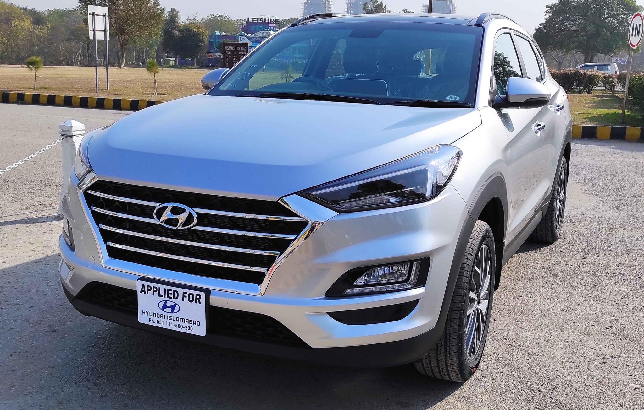 Hyundai Tucson Creeping Up in Sales Charts 3