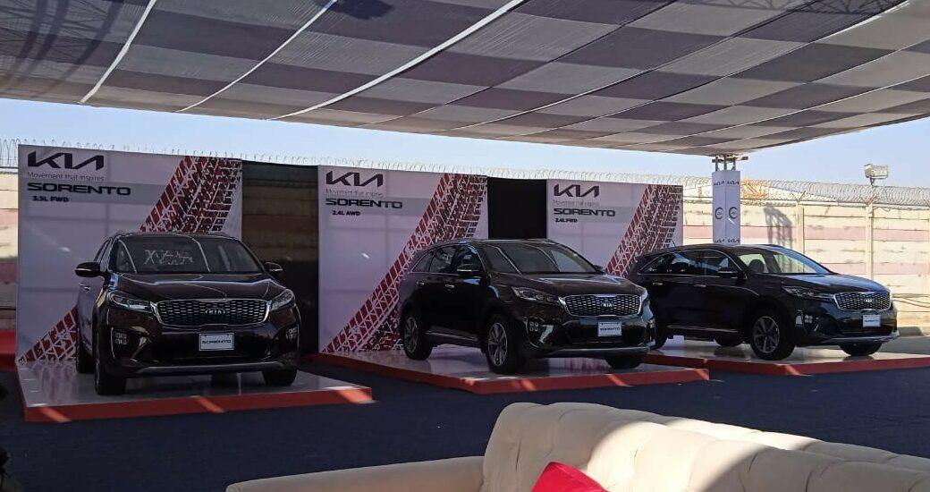Kia Sorento Prices Unveiled 1