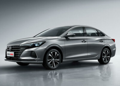 What if Changan Brings in the Eado? 7