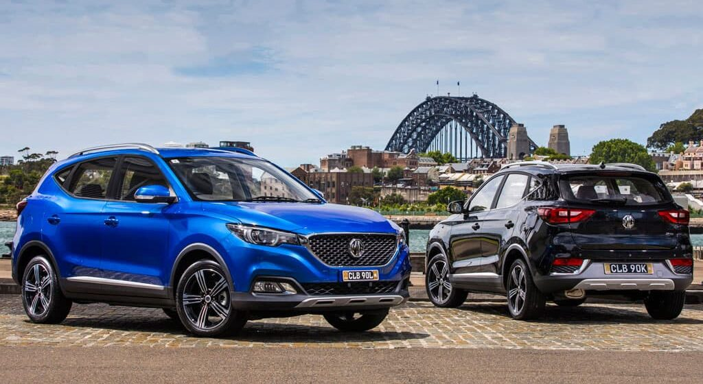 Chinese Cars Set New Sales Record in Australia 2