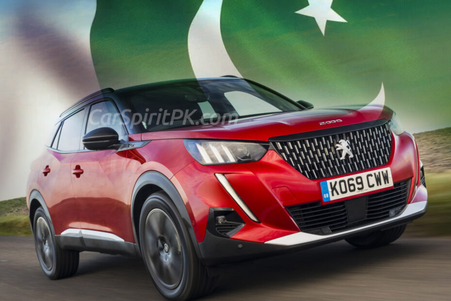 First Peugeot 2008 Reaches Pakistan 5