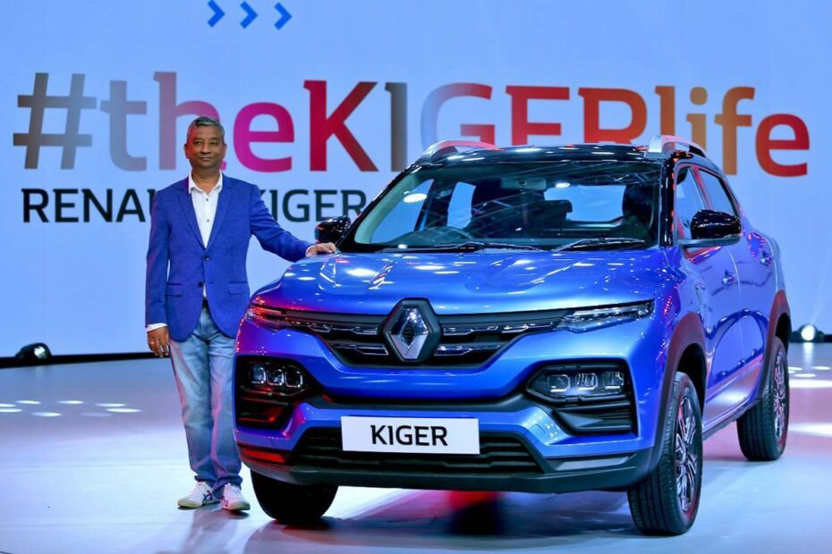 Renault Kiger Launched in India from INR 5.45 Lac 2