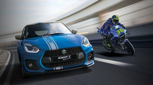 Suzuki Reveals the Swift World Championship Edition 1
