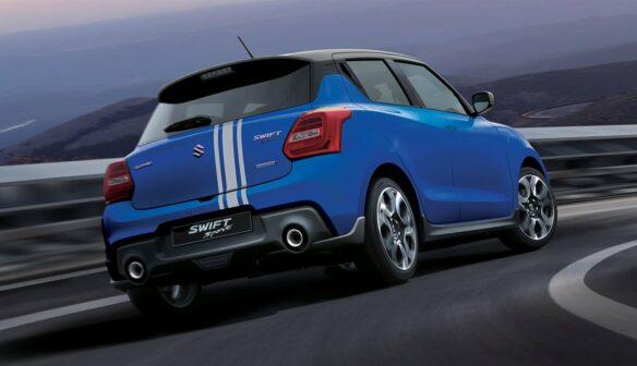 Suzuki Reveals the Swift World Championship Edition 2