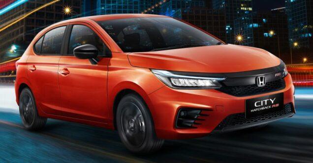 Honda City Hatchback Debuts in Indonesia 5