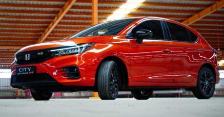 Honda City Hatchback Debuts in Indonesia 3