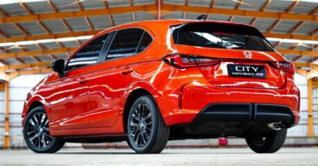 Honda City Hatchback Debuts in Indonesia 4