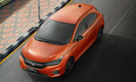 Honda City Hatchback Debuts in Indonesia 6