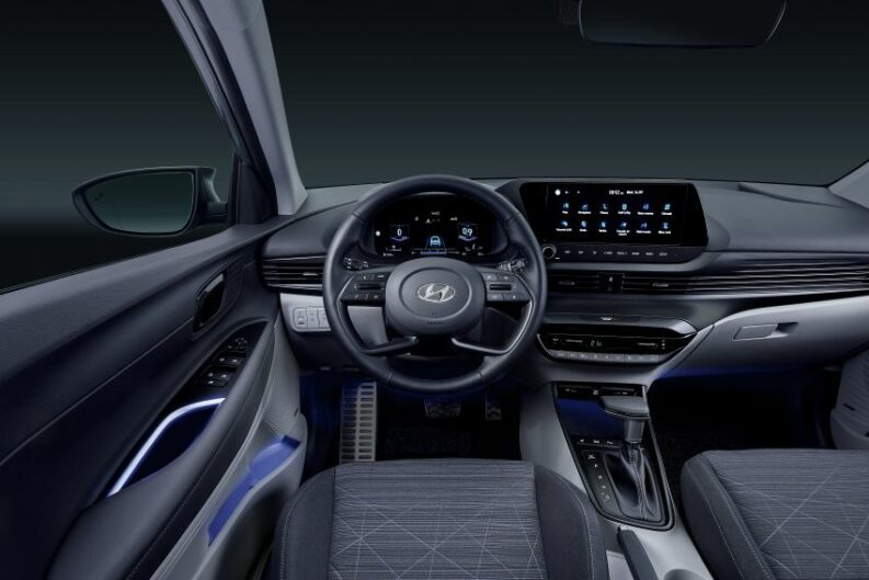 Hyundai Unveils Bayon Crossover SUV 10